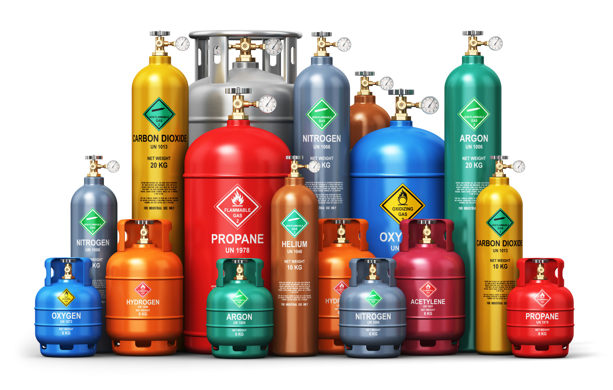 Compressed Gases services